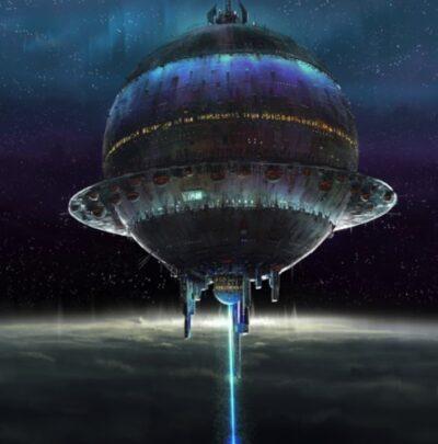 КР — космическая разведка